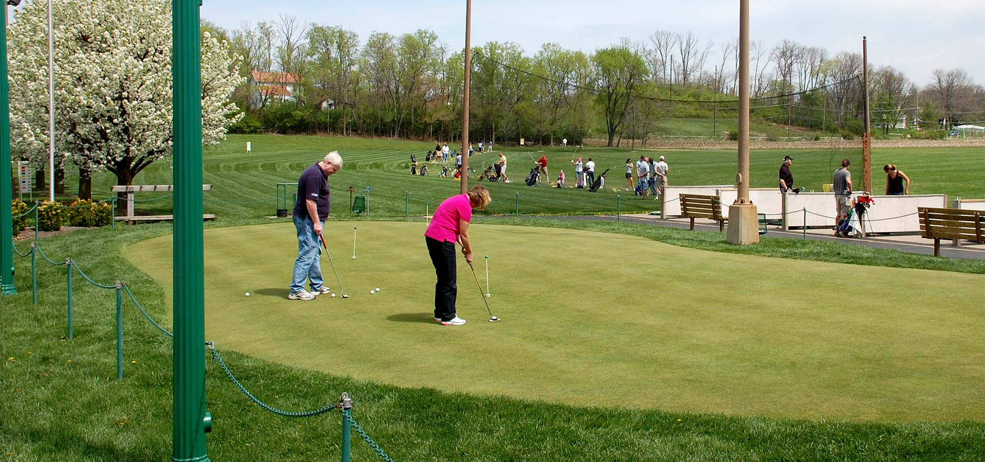 Golf Lessons & Pro Shop